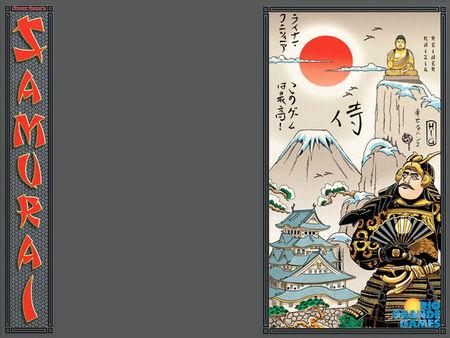samurai spiel anleitung und bewertung auf alle. Black Bedroom Furniture Sets. Home Design Ideas