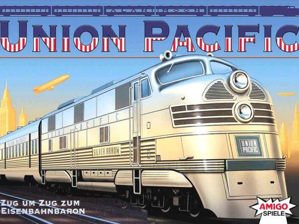 Bild zu Alle Brettspiele-Spiel Union Pacific