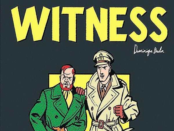 Bild zu Alle Brettspiele-Spiel Witness