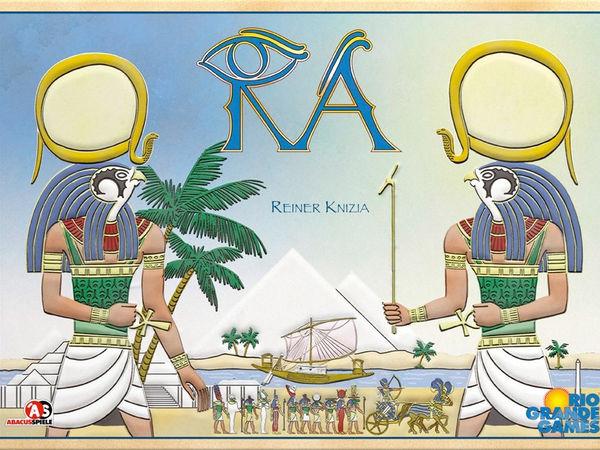 Bild zu Alle Brettspiele-Spiel Ra