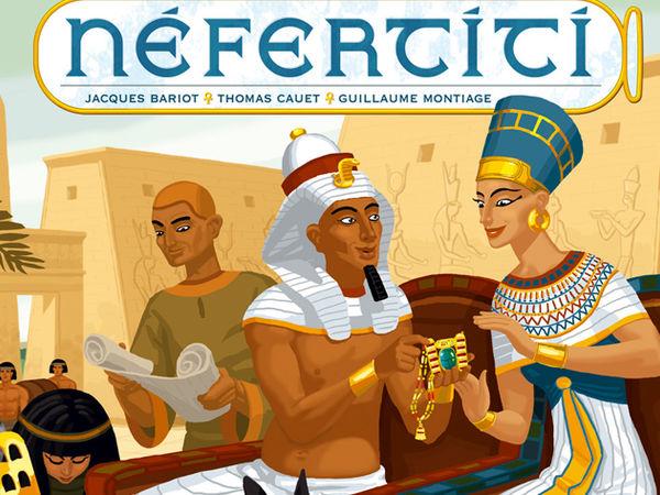 Bild zu Alle Brettspiele-Spiel Néfertiti