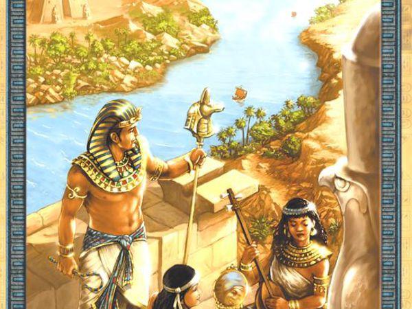 Bild zu Alle Brettspiele-Spiel Horus