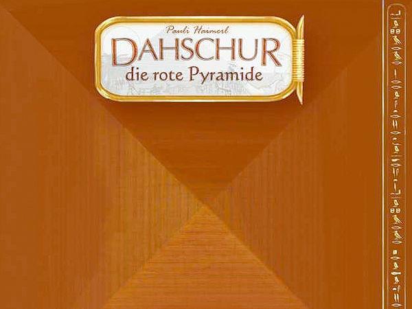 Bild zu Alle Brettspiele-Spiel Dahschur: die Rote Pyramide