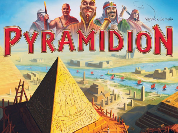 Bild zu Alle Brettspiele-Spiel Pyramidion