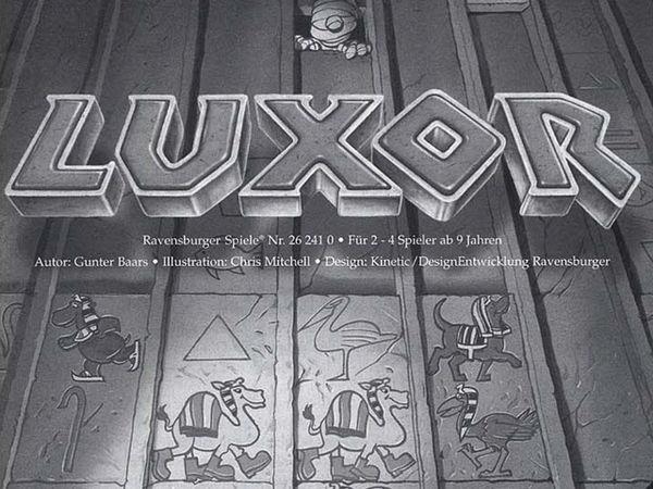 Bild zu Alle Brettspiele-Spiel Luxor
