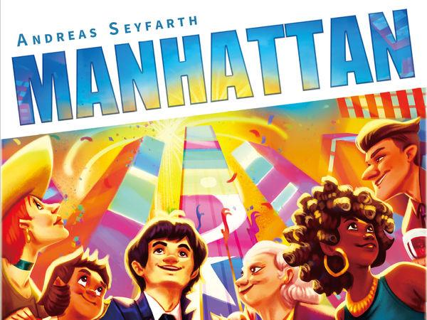 Bild zu Alle Brettspiele-Spiel Manhattan