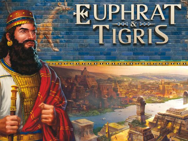 Bild zu Alle Brettspiele-Spiel Euphrat & Tigris