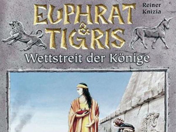 Bild zu Alle Brettspiele-Spiel Euphrat & Tigris: Wettstreit der Könige