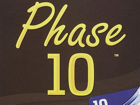 Phase 10 Kartenspiel Anleitung
