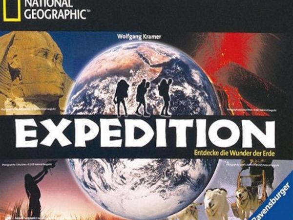Bild zu Alle Brettspiele-Spiel Expedition