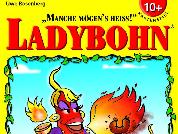 Bild zu Alle Brettspiele-Spiel Ladybohn: Manche mögen´s heiß!