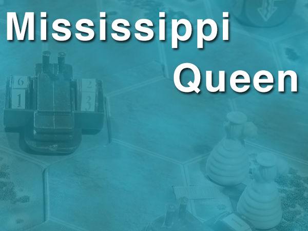 Bild zu Alle Brettspiele-Spiel Mississippi Queen