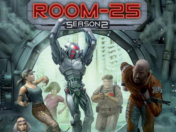 Bild zu Alle Brettspiele-Spiel Room 25: Season 2