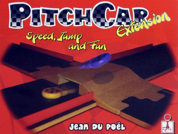 Bild zu Frühjahrs-Neuheiten-Spiel PitchCar: Expansion Set
