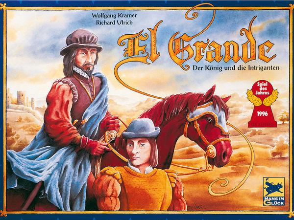 Bild zu Alle Brettspiele-Spiel El Grande