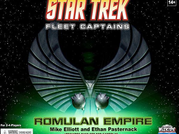 Bild zu Alle Brettspiele-Spiel Star Trek: Fleet Captains - Romulan Empire