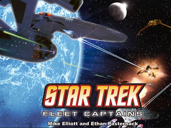 Bild zu Alle Brettspiele-Spiel Star Trek: Fleet Captains