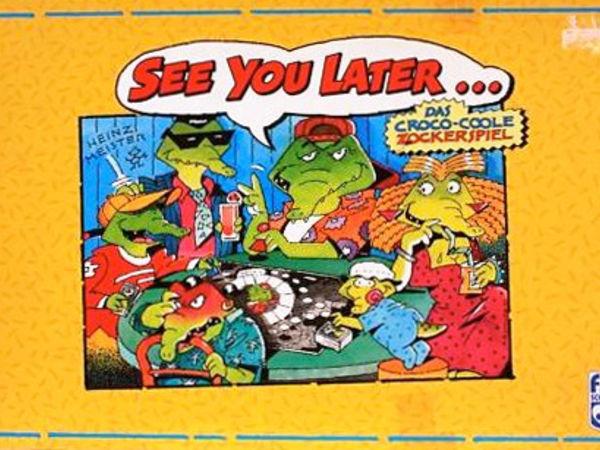 Bild zu Alle Brettspiele-Spiel See you later ...