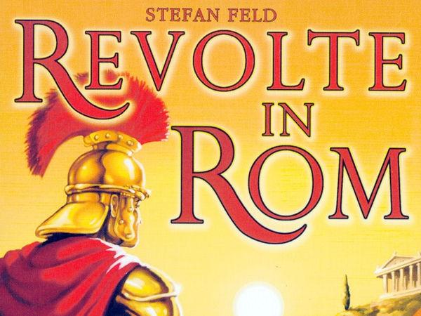Bild zu Alle Brettspiele-Spiel Revolte in Rom