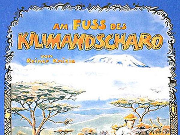 Bild zu Alle Brettspiele-Spiel Am Fuß des Kilimandscharo