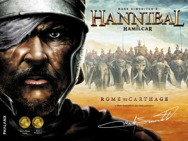 Bild zu Alle Brettspiele-Spiel Hannibal & Hamilcar: Rome vs Carthage