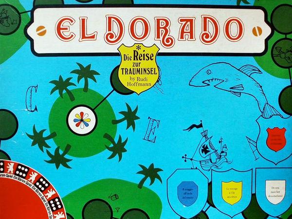 Bild zu Alle Brettspiele-Spiel El Dorado