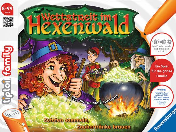 Bild zu Alle Brettspiele-Spiel Wettstreit im Hexenwald