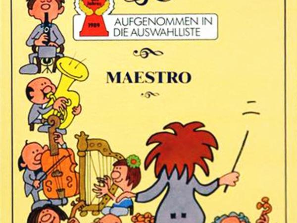 Bild zu Alle Brettspiele-Spiel Maestro