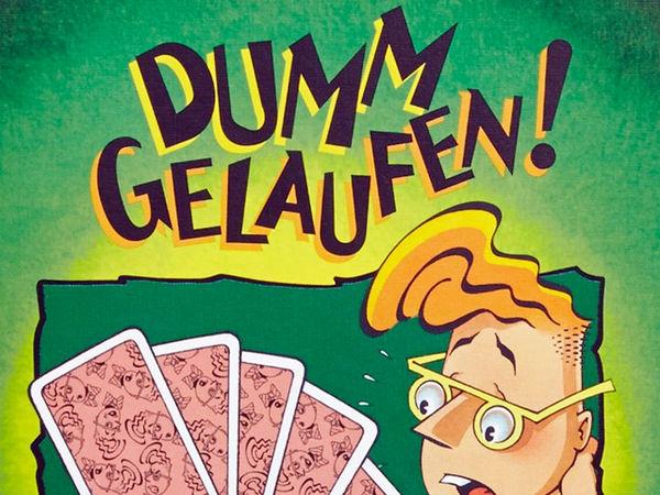 Bild zu Alle Brettspiele-Spiel Dumm gelaufen!