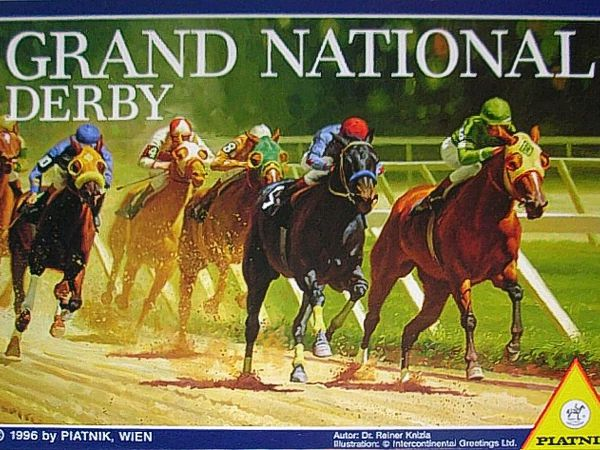Bild zu Alle Brettspiele-Spiel Grand National Derby