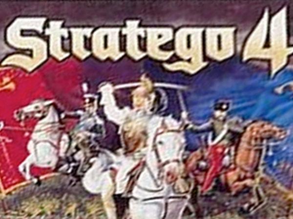 Bild zu Alle Brettspiele-Spiel Stratego 4