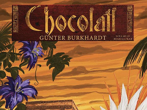 Bild zu Alle Brettspiele-Spiel Chocolatl