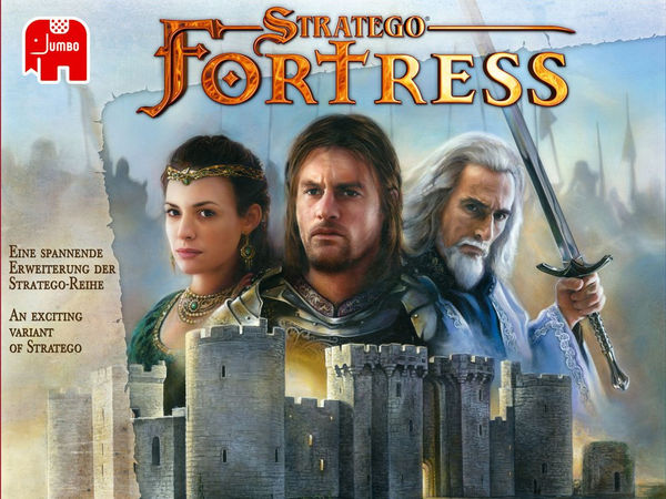 Bild zu Alle Brettspiele-Spiel Stratego Fortress
