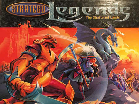 Stratego Legends: Das bedrohte Land
