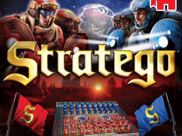 Bild zu Alle Brettspiele-Spiel Stratego SciFi