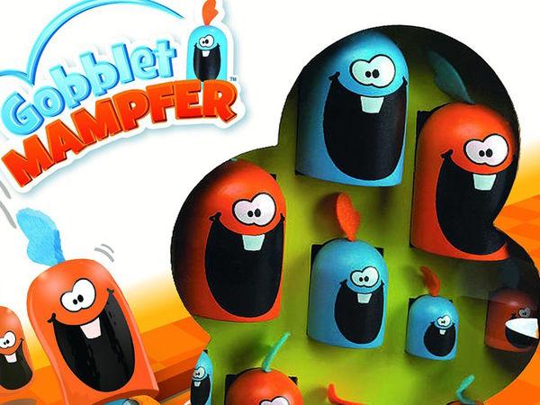Bild zu Alle Brettspiele-Spiel Gobblet Mampfer
