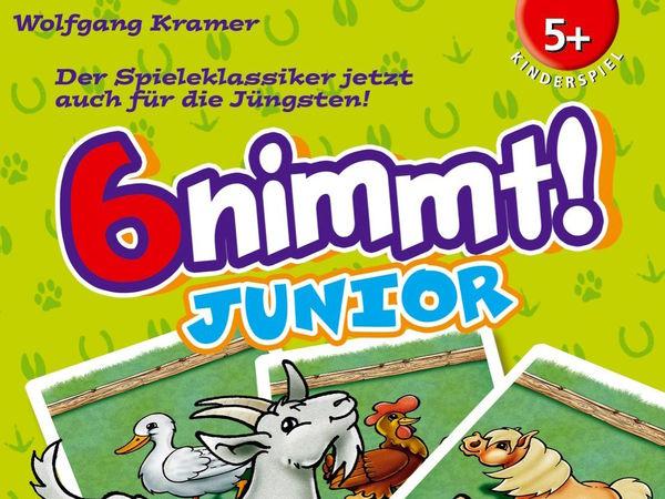 Bild zu Alle Brettspiele-Spiel 6 nimmt! Junior