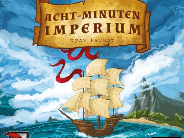 Bild zu Alle Brettspiele-Spiel Acht-Minuten Imperium