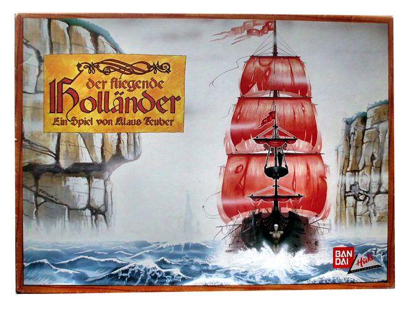Bild zu Alle Brettspiele-Spiel Der fliegende Holländer