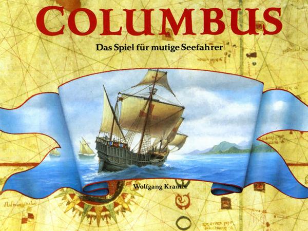 Bild zu Alle Brettspiele-Spiel Columbus