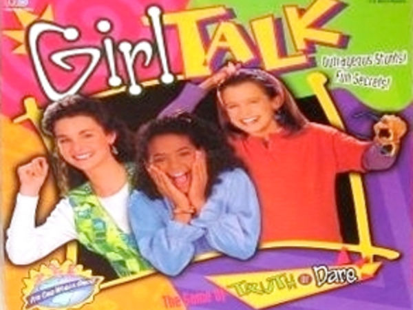 Bild zu Alle Brettspiele-Spiel Girl Talk