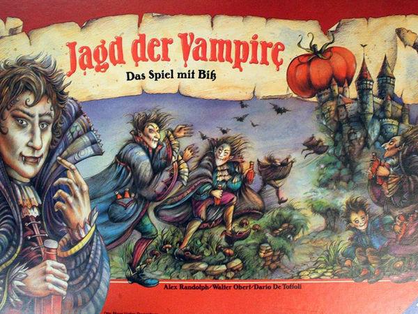 Bild zu Alle Brettspiele-Spiel Jagd der Vampire