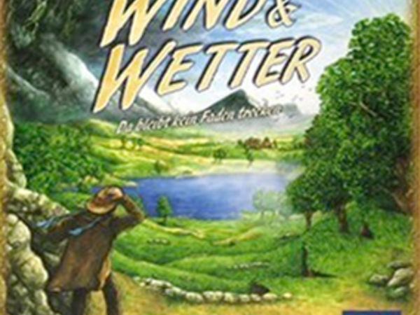 Bild zu Alle Brettspiele-Spiel Wind & Wetter