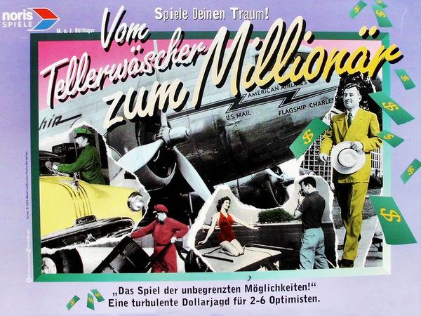 Bild zu Alle Brettspiele-Spiel Vom Tellerwäscher zum Millionär