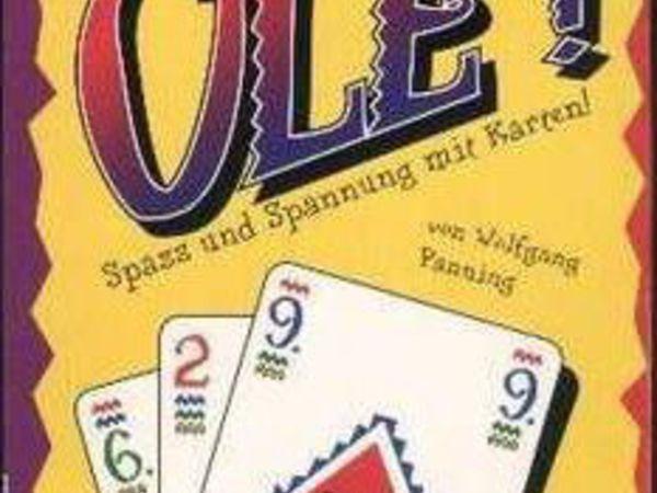 Bild zu Alle Brettspiele-Spiel Olé