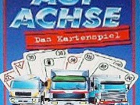 Auf Achse - Das Kartenspiel