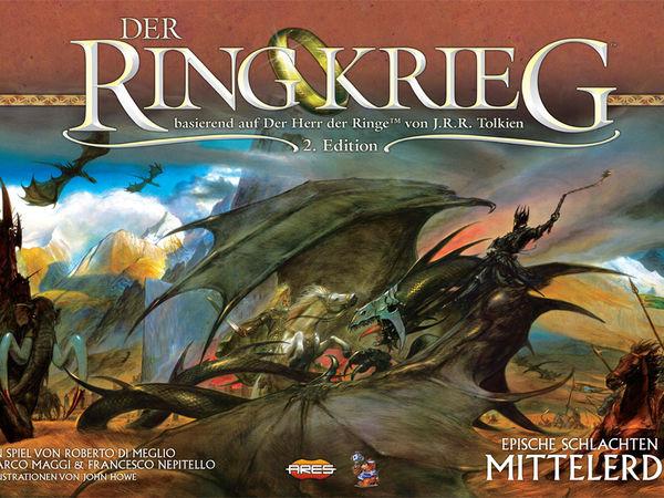 Bild zu Alle Brettspiele-Spiel Der Herr der Ringe - Der Ringkrieg