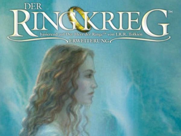 Bild zu Alle Brettspiele-Spiel Der Herr der Ringe - Der Ringkrieg: Die Herren von Mittelerde