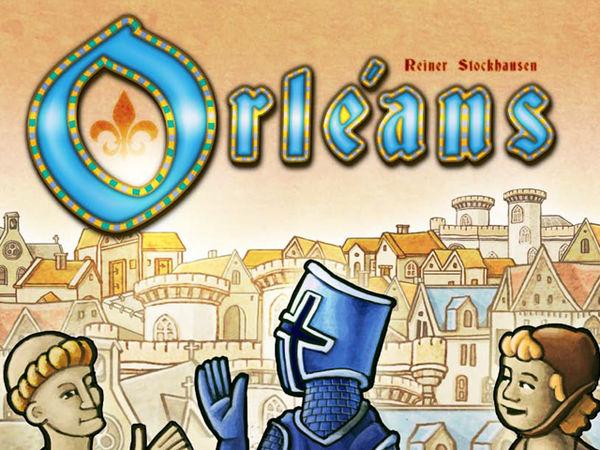 Bild zu Alle Brettspiele-Spiel Orléans