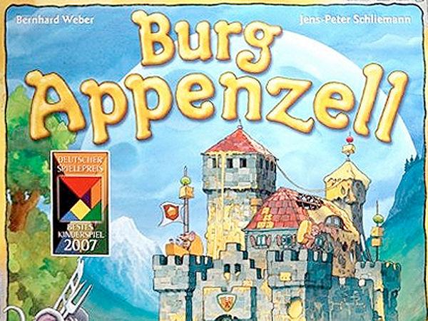 Bild zu Alle Brettspiele-Spiel Burg Appenzell
